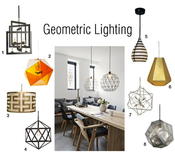 GEOMETRIC LIGHTING - ONLY ELLA