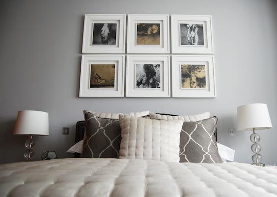 Grey Bedroom Vinyl Records