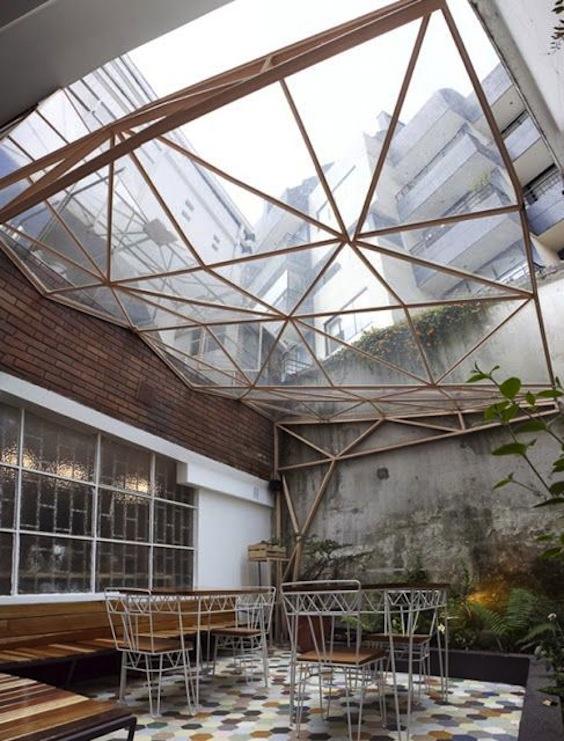geometric windows