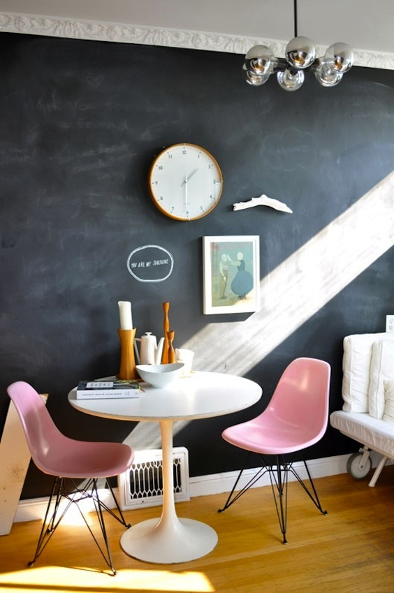 pink eames