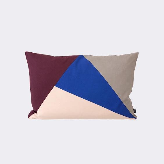 Ferm Living Fushion Triangle cushion