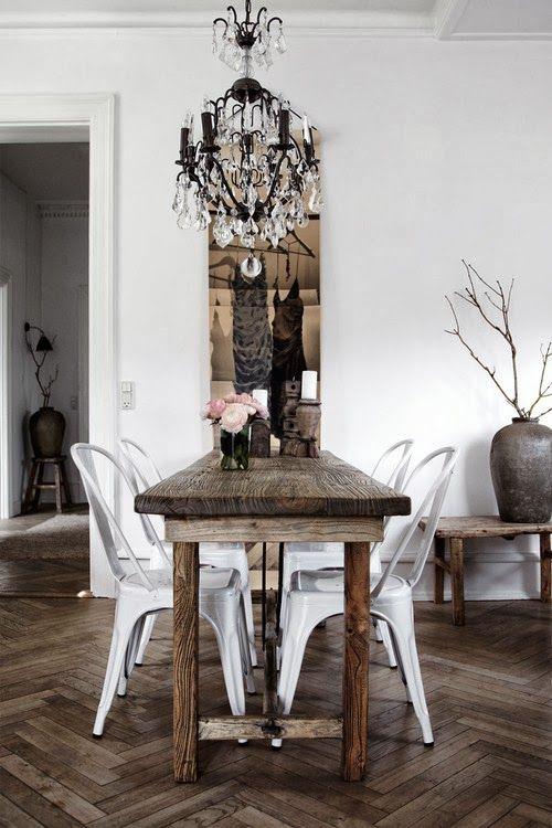 Top Ten Rustic Dining Tables