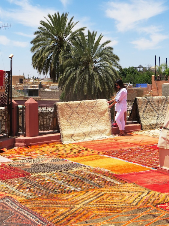Moroccan Rugs- Only Ella 3