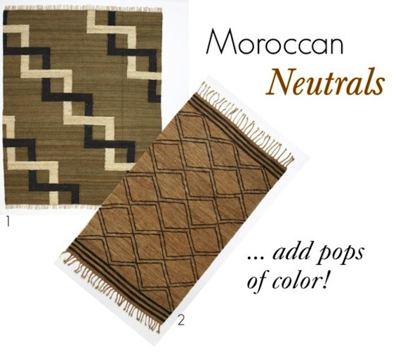Moroccan nuetrals