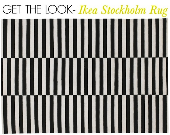Stockholm Rug