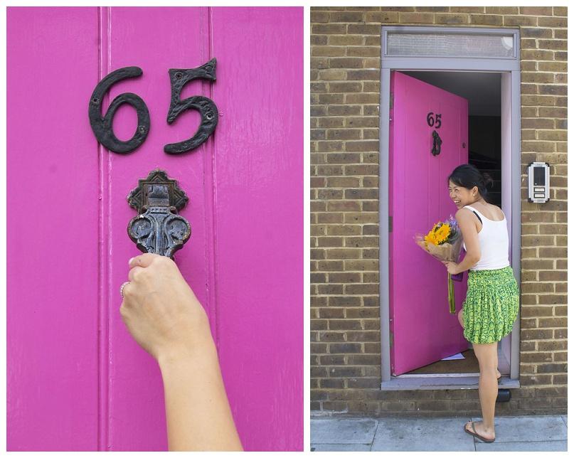 Alex Front Door