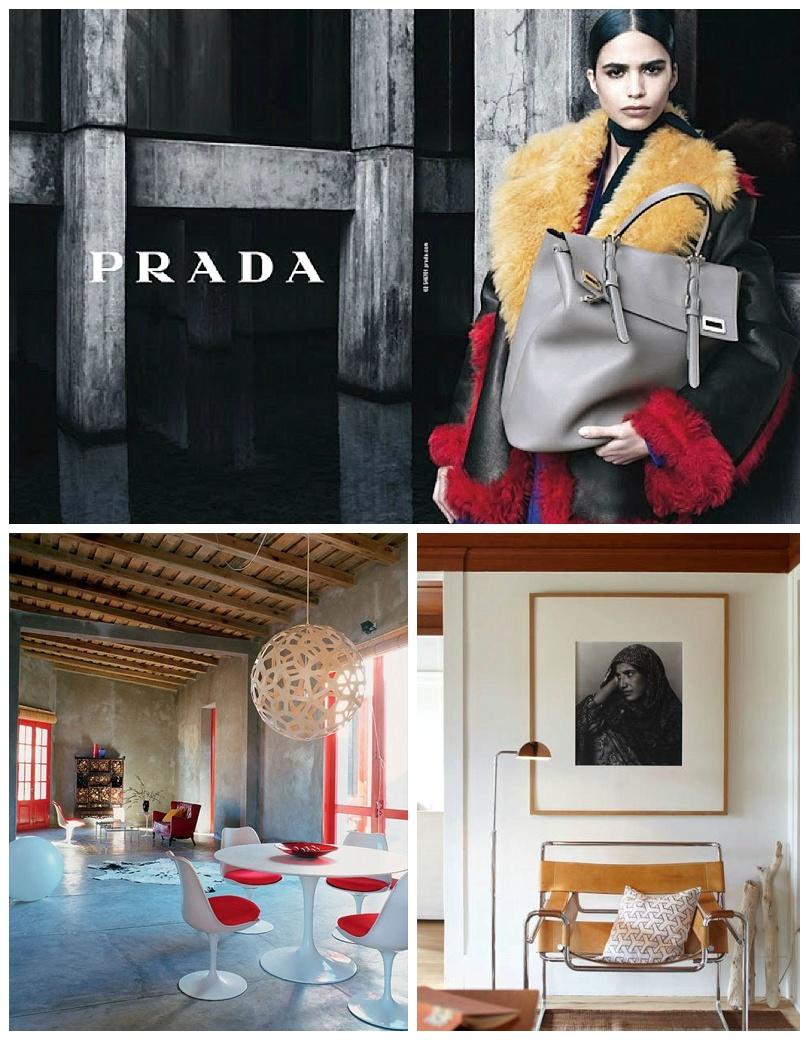Prada Fashion vs Interior Design 8