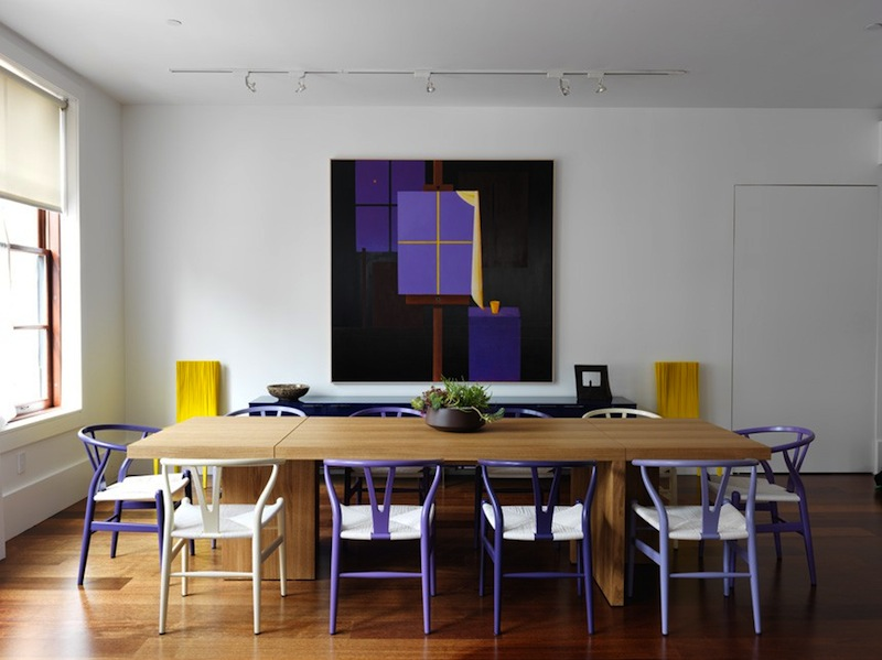 Purple Interior - Flat 15 - 2