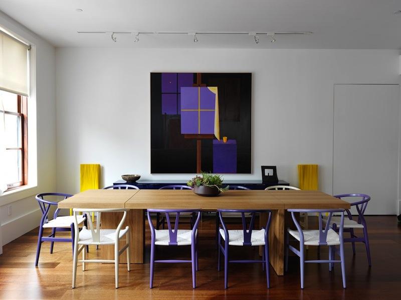 Purple Interior - Flat 15 - 2