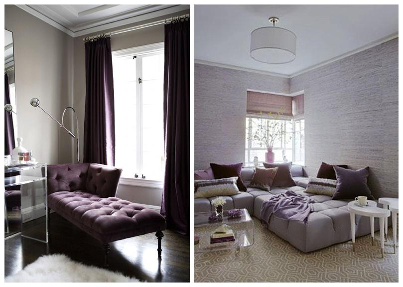 Purple Interior Images