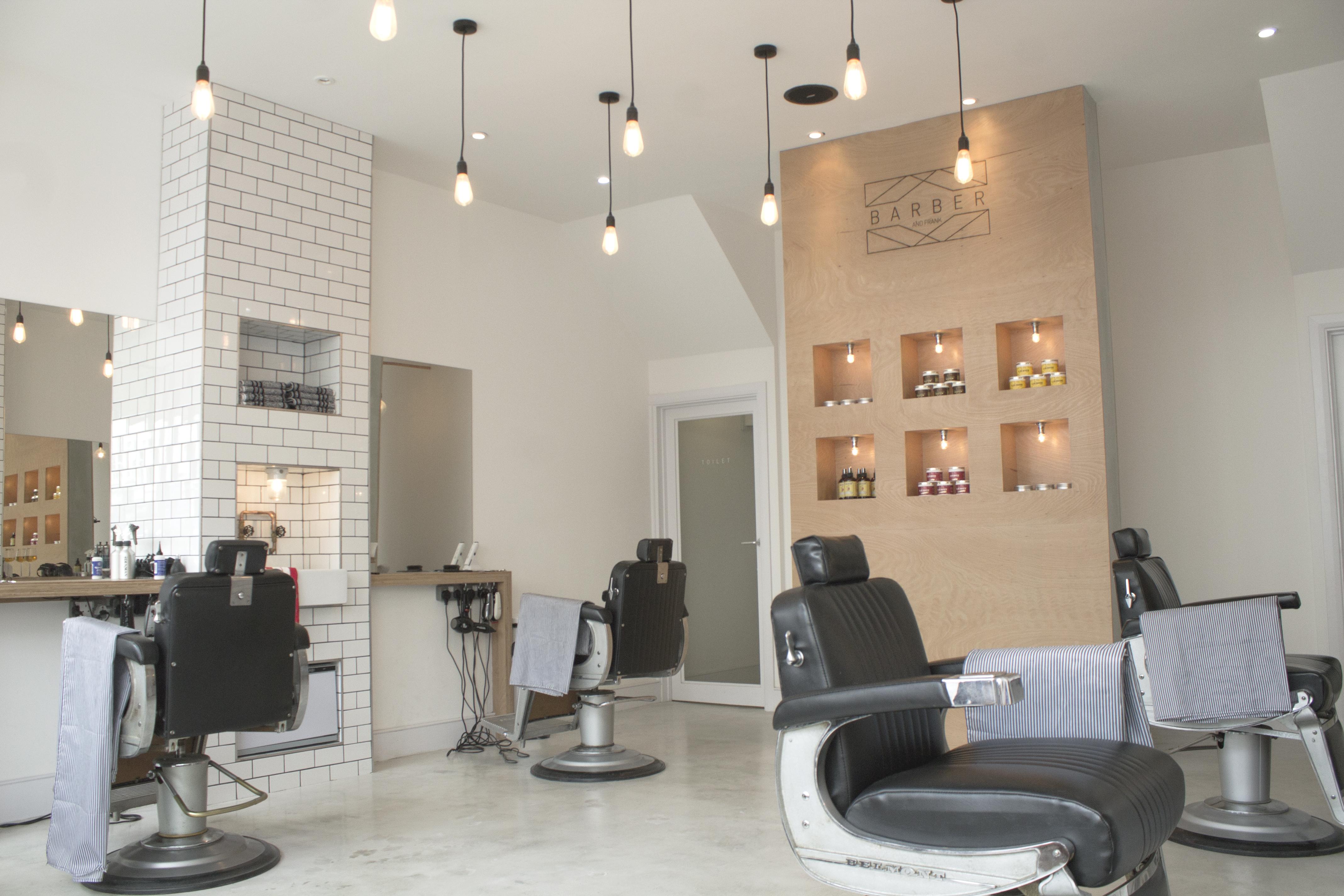 design shop - Barbershop Design Ideas