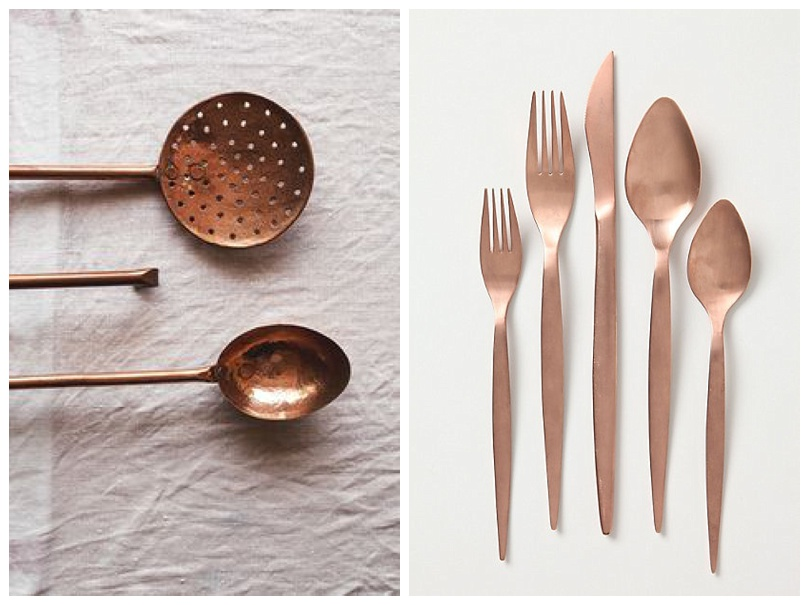 Design Inspiration The Copper Effect  Flat 15