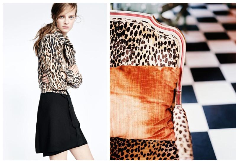 Fashion Meets Decor: My Favorite Fall Looks From Zara
