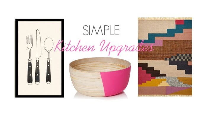 Kitchen design ideas add practical decor to your kitchen - Basic kitchen upgrade ideas ...