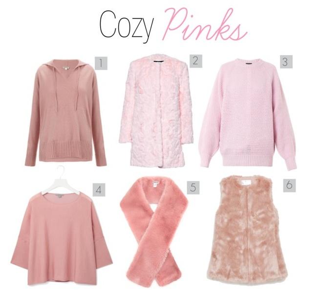 Syle Staple - Cozy Pinks