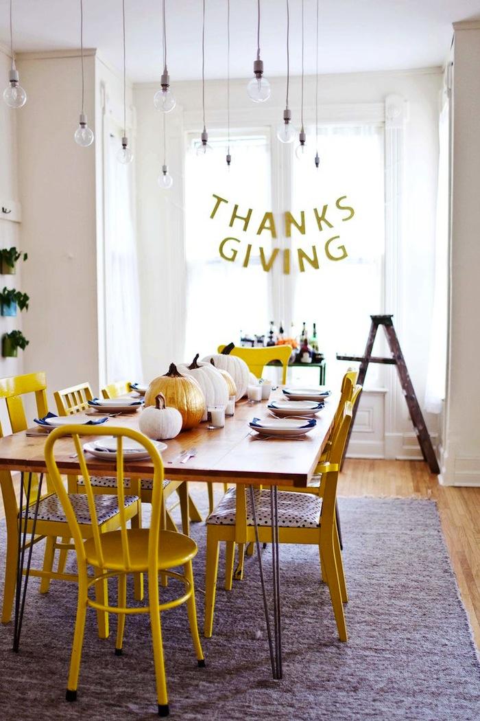 Garland Thanksgiving