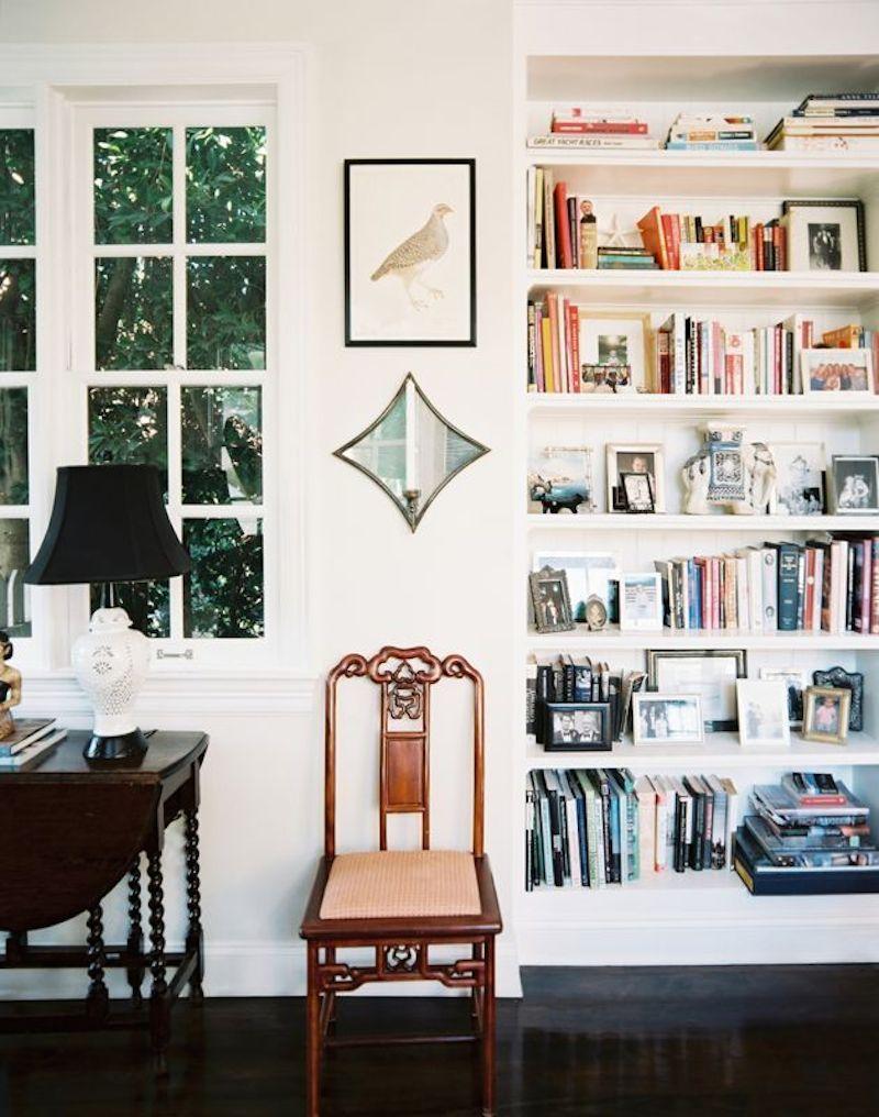 Personal Photographs Bookshelf