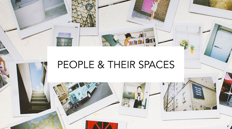 People And Their Spaces
