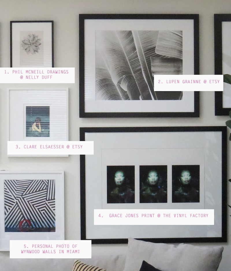 WALL ART SOURCES
