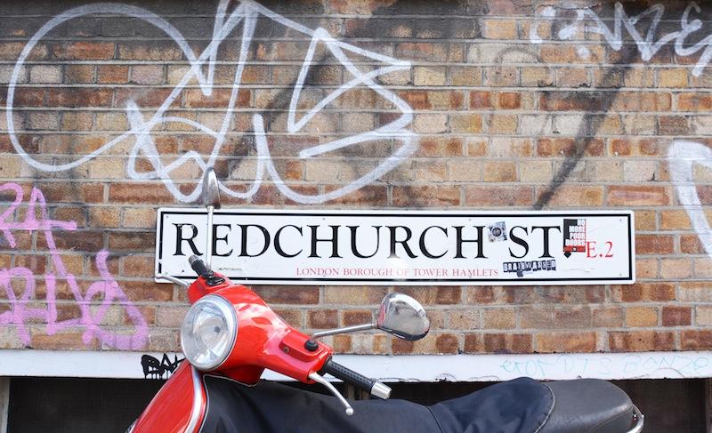 Red Church Street
