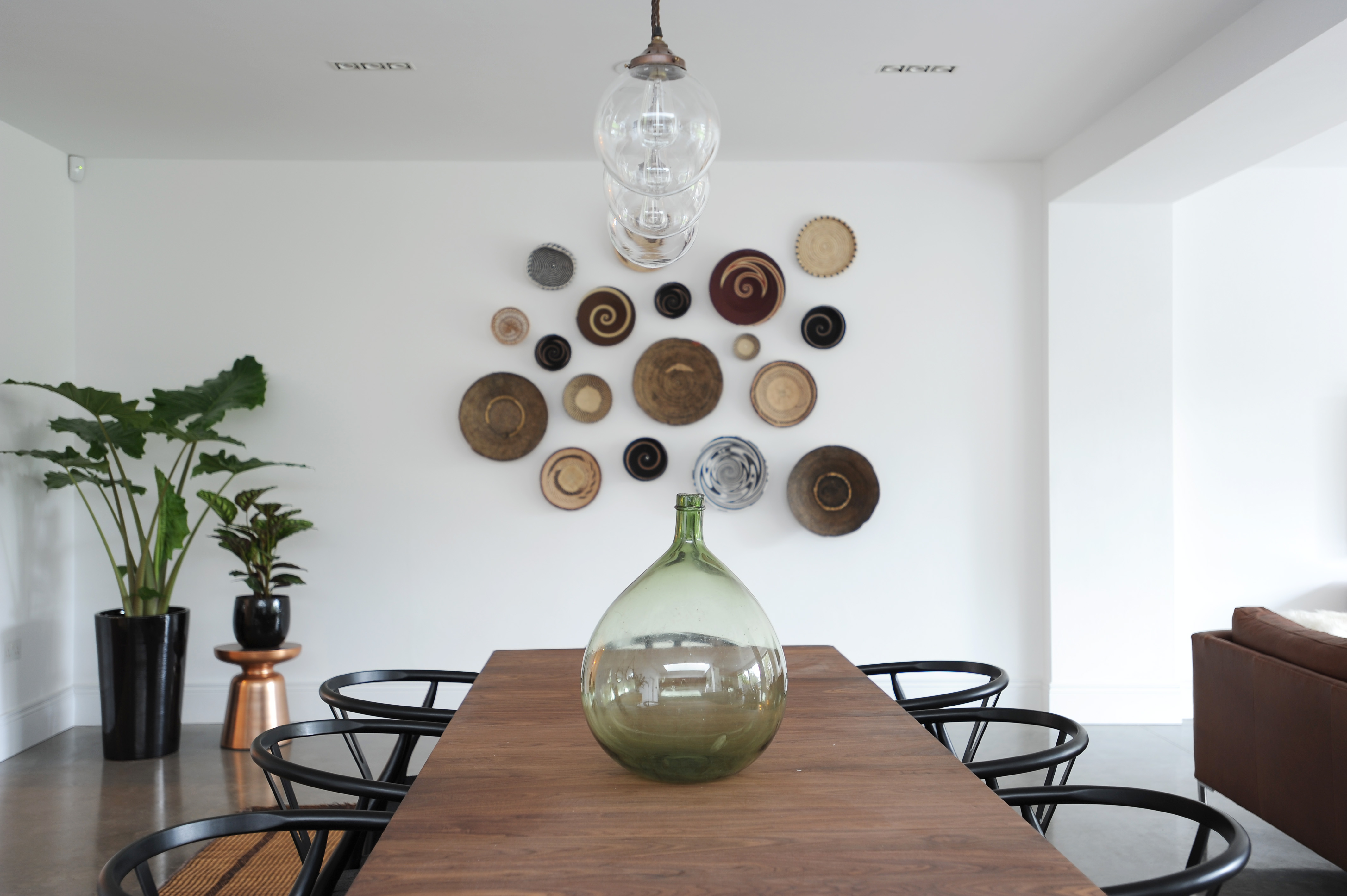 Basket wall art is my new favorite thing flat 15 design interior styling amipublicfo Choice Image