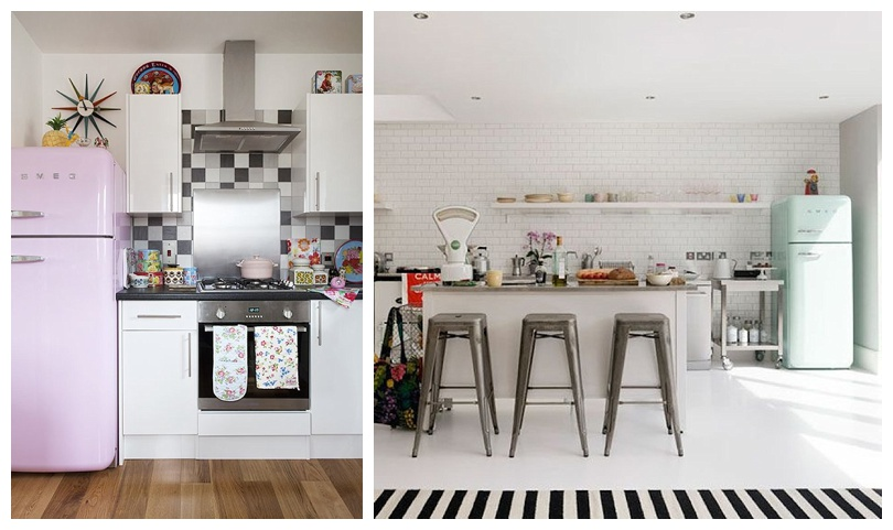 ... Favorite Looks Pastel Smeg These Kitchens ...