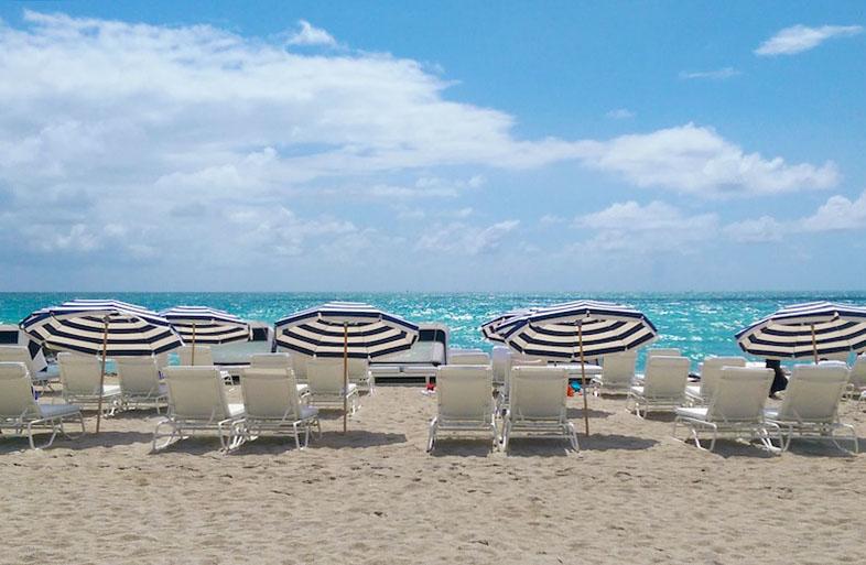 The Edition beach