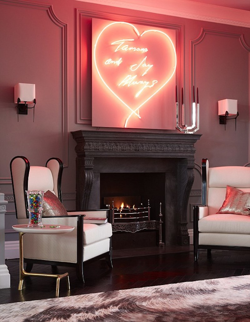 Heart shape Neon