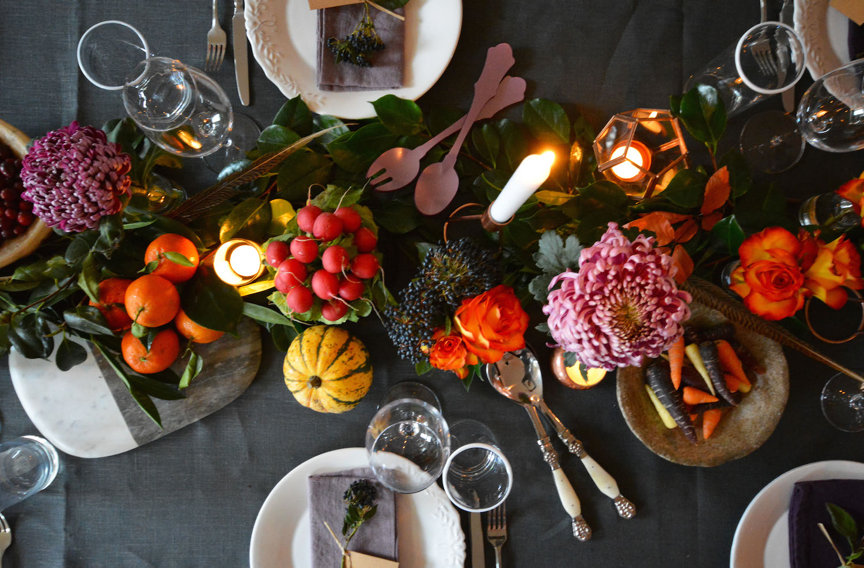 Thansgiving Table 2