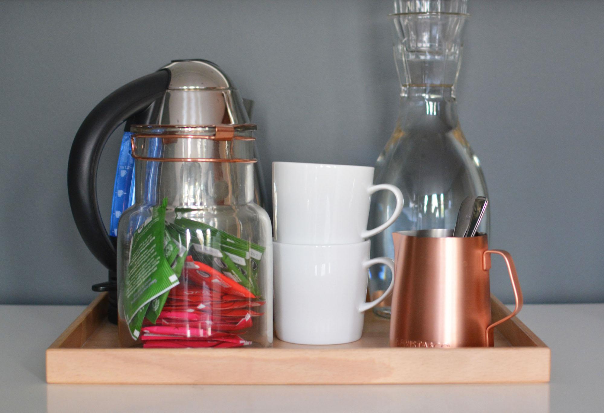 Copper Tea
