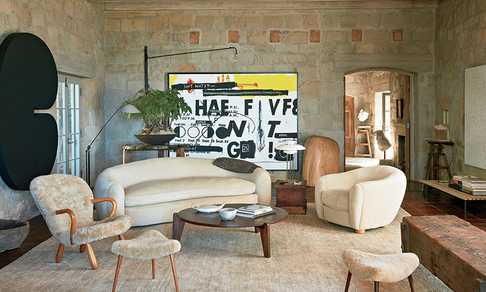 Design Tips I Picked Up From Ellen Degeneres Interior Style