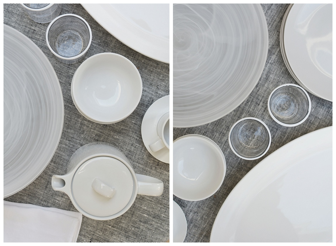 White Tableware Detail Flat 15 blog