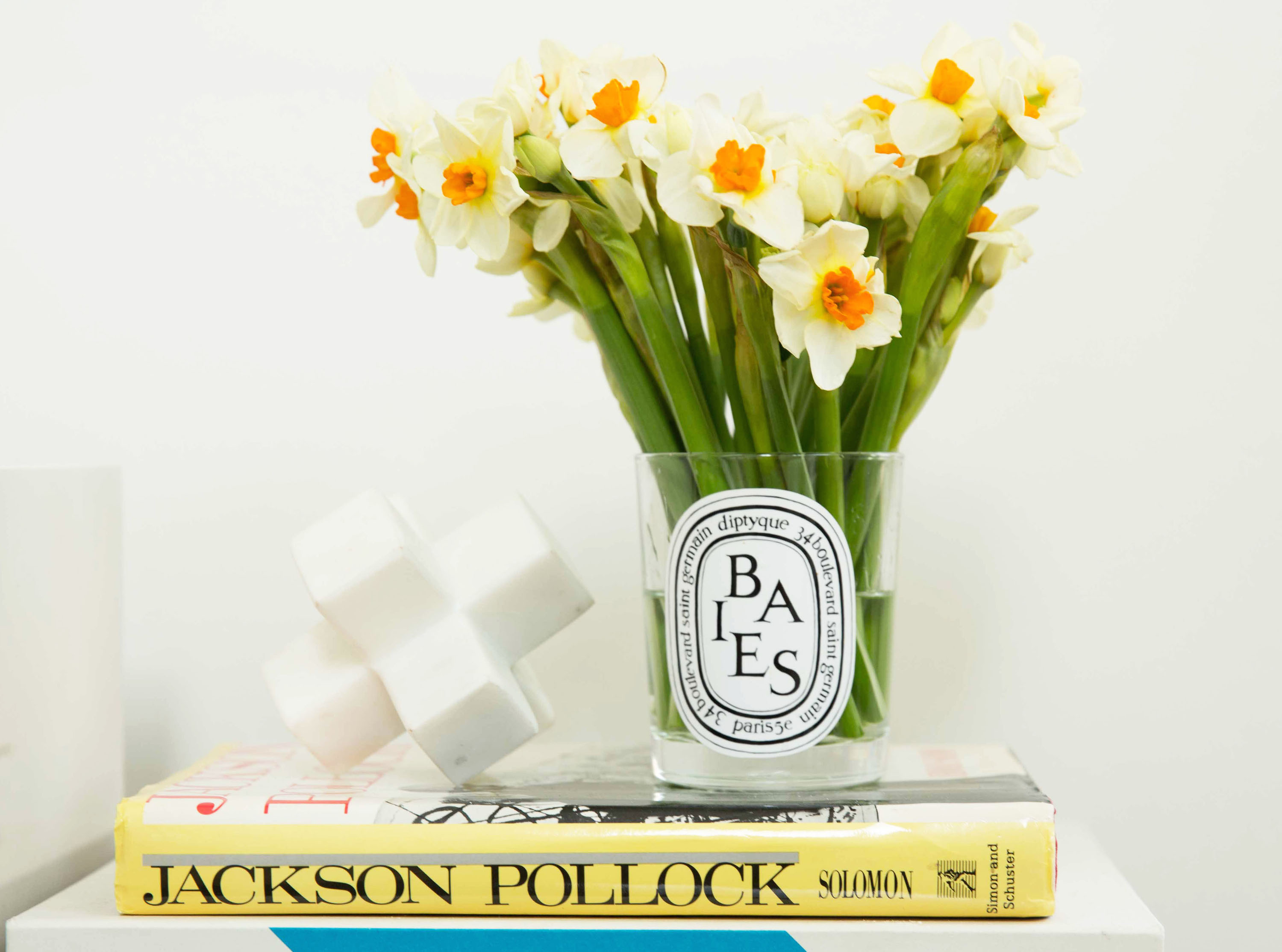 Diptyche Candle Vase