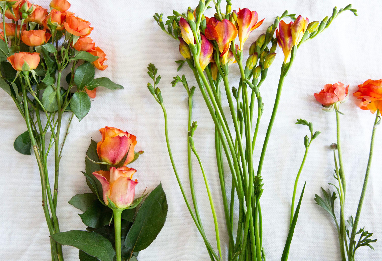 Flower Arrangements Flat 15