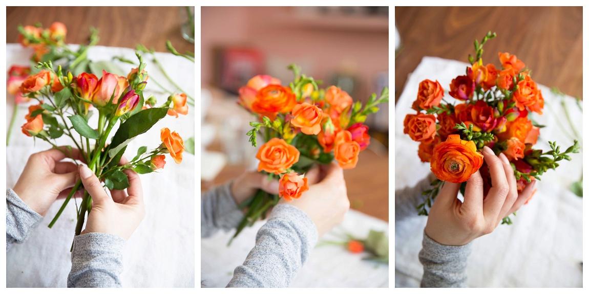 Petite Flower Arrangement 3
