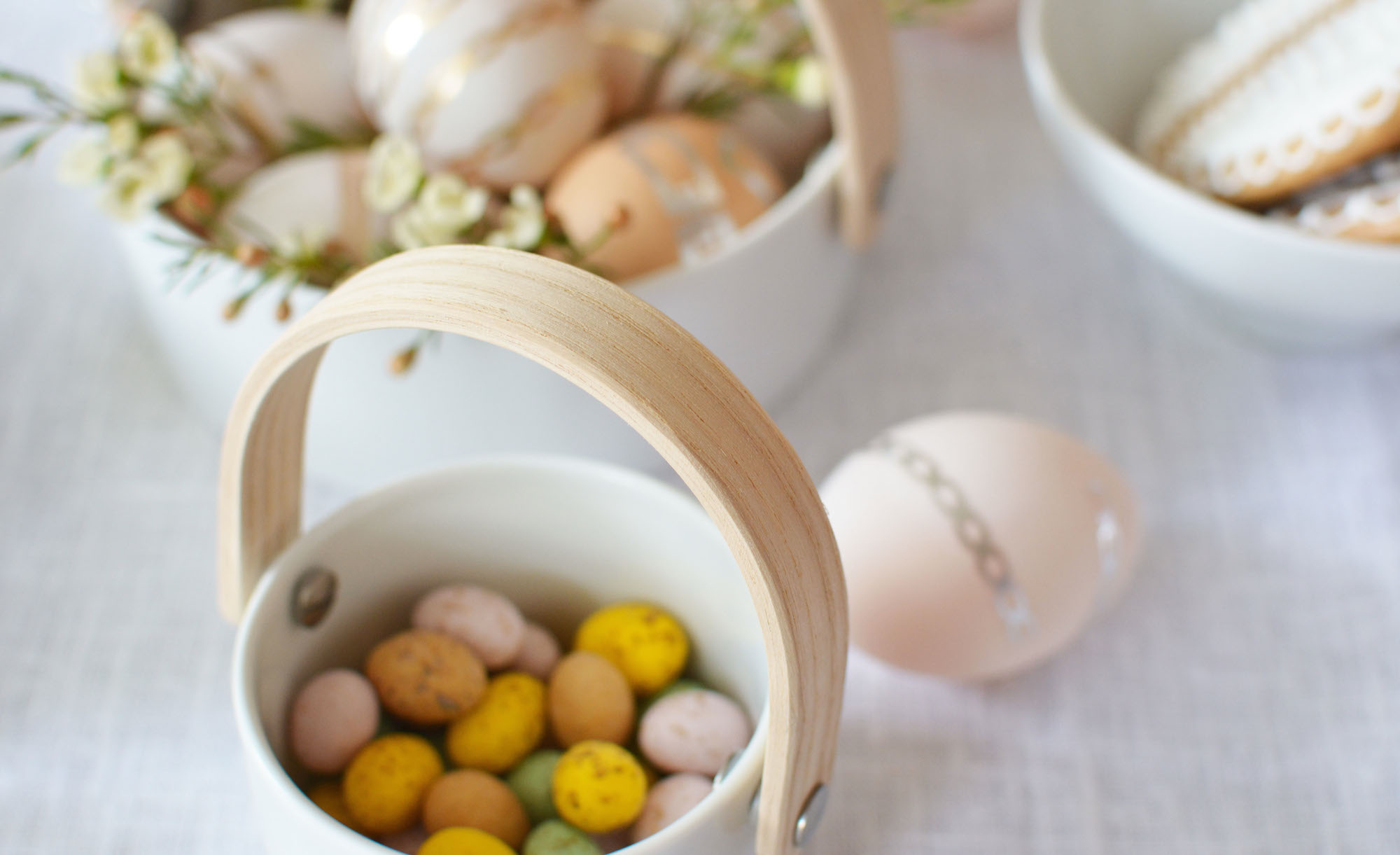 Easter Decor - Flat 15 Blog..