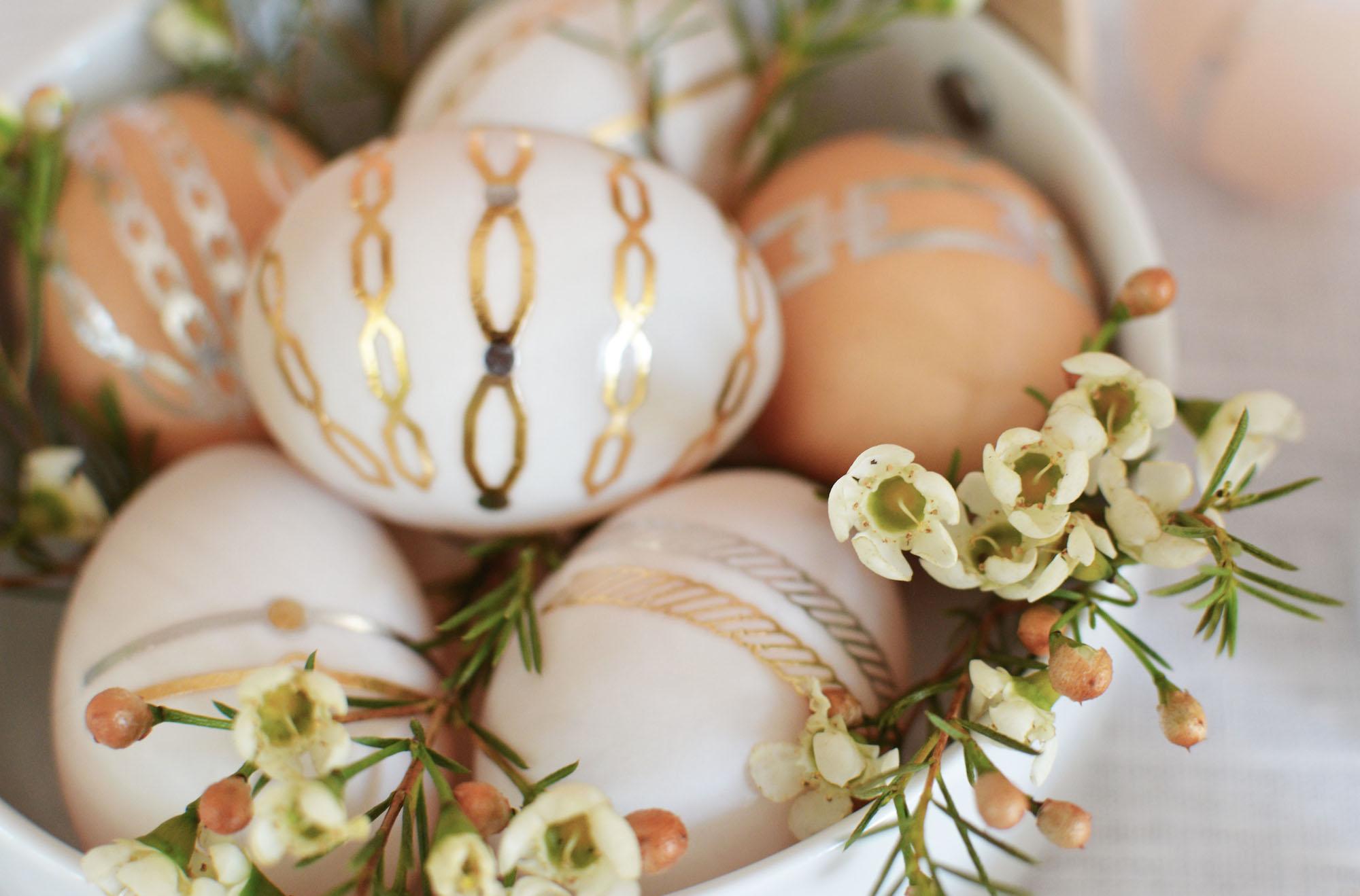 Easter Decor - Flat 15 Blog.
