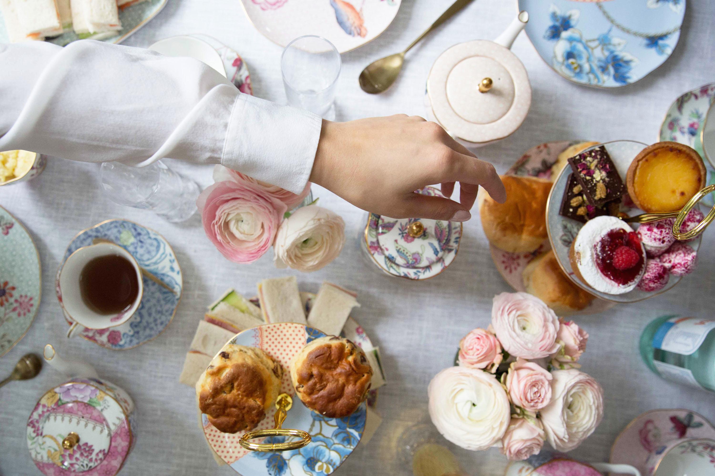 Tea Set Essentials 12