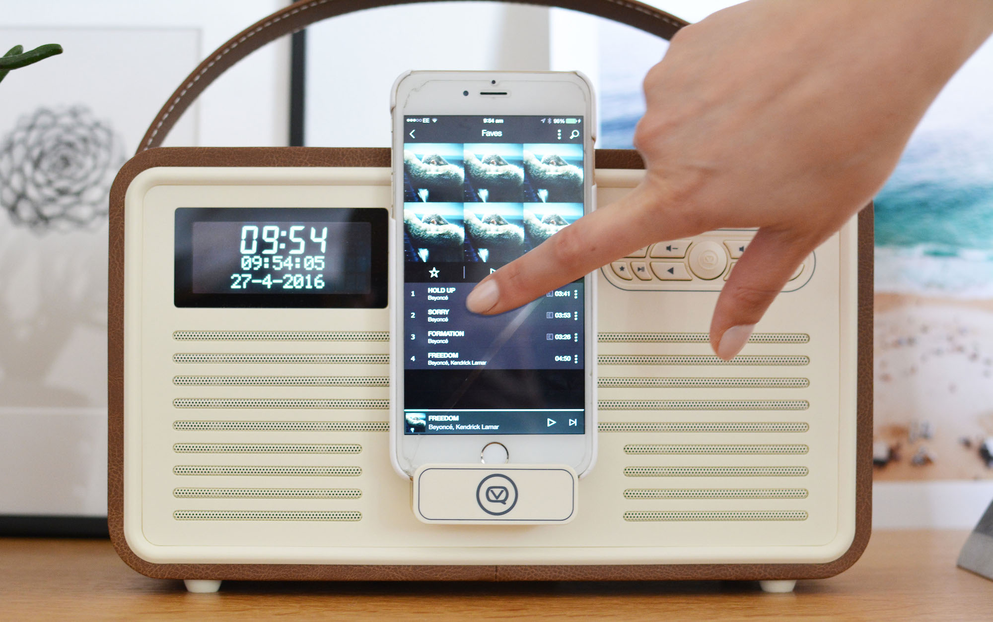 retro radio modern flat 15 design lifestyle