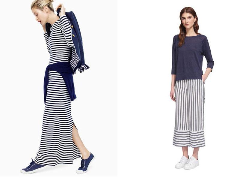 Striped Fashion 1