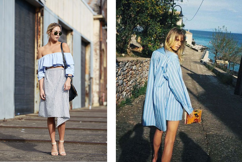 Striped Fashion 4