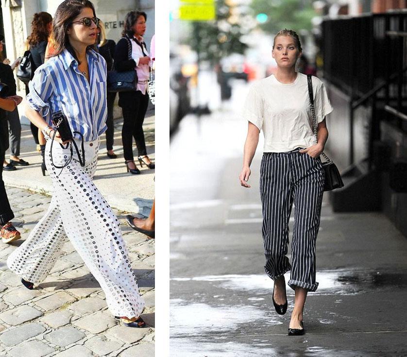 Striped Fashion 5