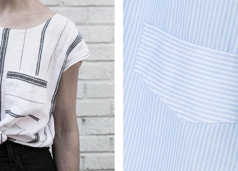 Striped Fashion 6