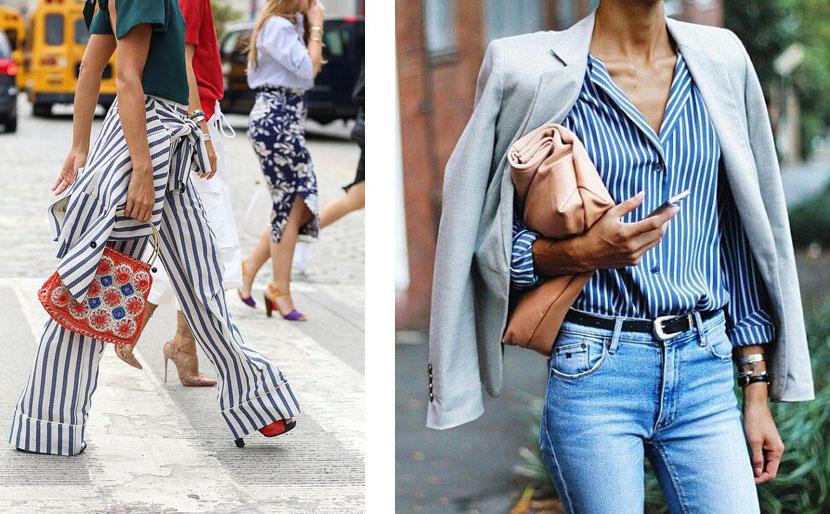 Striped Fashion 8