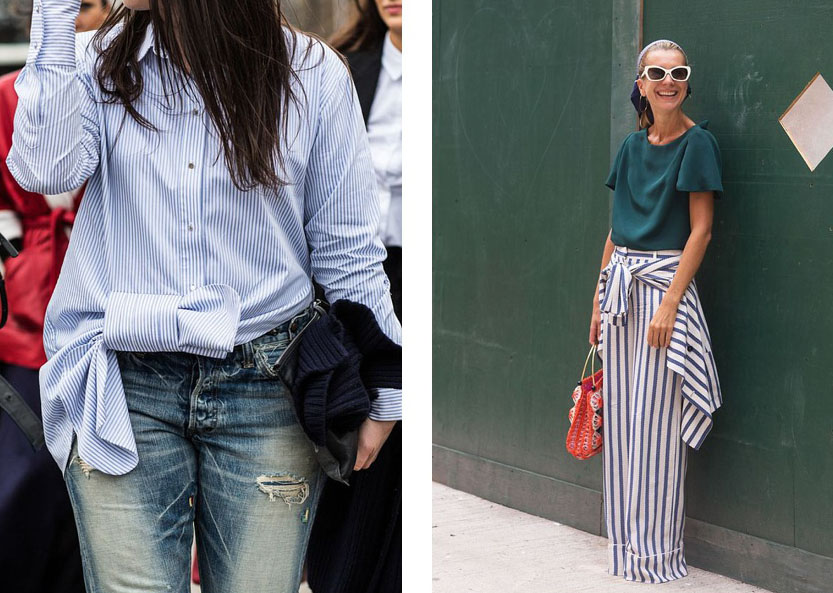 Striped Fashion 9