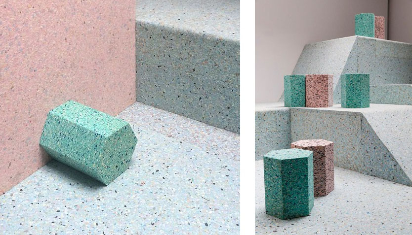 On my design radar terrazzo flat 15 design lifestyle for Design terrazzo