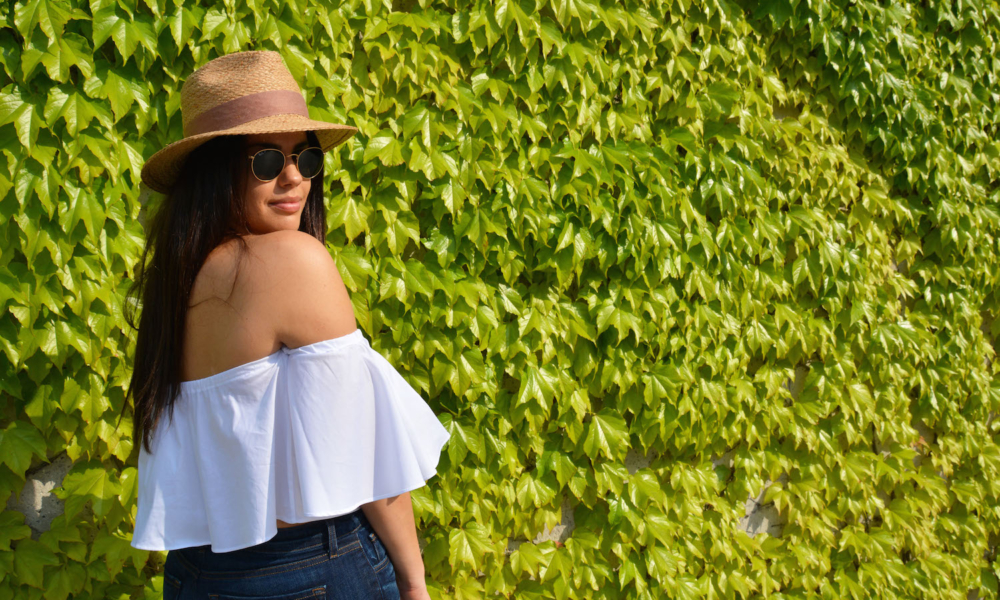 The Best Off The Shoulder Top This Season