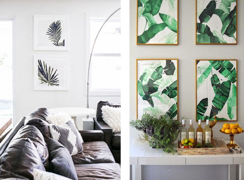 Palm Artwork