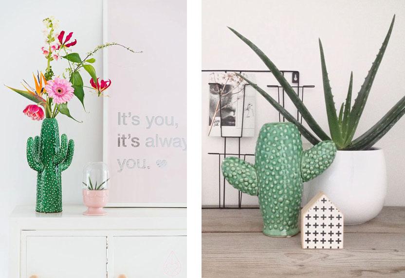 Serax Ceramic Cactus