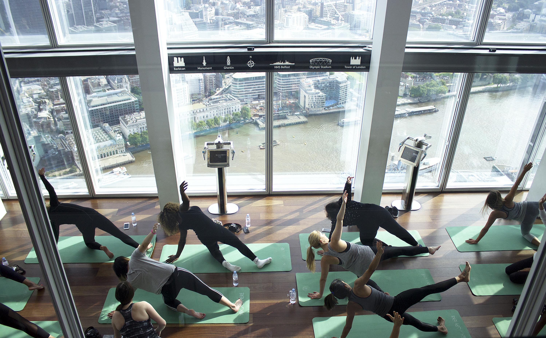 Yoga With Far Fetch